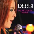 CD/DVDDebbi / G2 acoustic Stage / CD+DVD