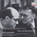 2CDShostakovich Dmitri / Rostropovich Plays Shostakovich / 2CD