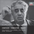 CDKhachaturian Aram / Composer / Conductor / Pianist