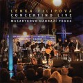 2CD/2DVDFilipová Lenka / Concertino Live / 2CD+2DVD
