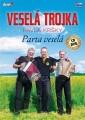CD/DVDVeselá trojka / Parta veselá / CD+DVD