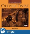 CDDickens Charles / Oliver Twist / MP3