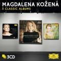 3CDKožená Magdalena / 3 Classic Albums / 3CD / Paperpacks