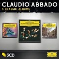 3CDAbbado Claudio / 3 Classic Albums / 3CD / Paperpacks