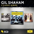 3CDShaham Gil / 3 Classic Albums / 3CD / Paperpacks