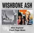 CDWishbone Ash / New England / Front Page News