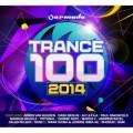 4CDVarious / Trance 100 / 2014 / 4CD