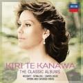 6CDTe Kanawa Kiri / Classic Albums / 6CD Box