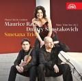 CDSmetana Trio / Ravel / Shostakovic