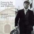 CDBaborák Radek / Concerts For French Horn And Orchestra