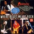 CDVarious / Where Blues Meets Rock IV