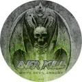 2LPOverkill / White Devil Armory / Vinyl / Picture / 2LP