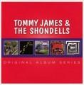 5CDJames Tony & The Shondells / Original Album Series / 5CD