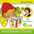 2CDPetiška Eduard / Martínkova čítanka / čte Naďa konvalinková / 2CD
