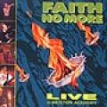 CDFaith No More / Live At The Brixton Academy