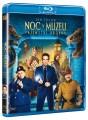 Blu-Ray / Blu-ray film /  Noc v muzeu 3:Tajemství hrobky / Blu-Ray