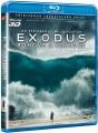 Blu-RayBlu-ray film /  Exodus:Bohové a králové / 3D+2D 3Blu-Ray