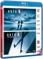 2Blu-RayBlu-ray film /  Akta X / Akta X:Chci uvěřit / 2Blu-Ray