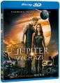 3D Blu-RayBlu-ray film /  Jupiter vychází / Jupiter Ascending / 3D+2D 2Blu-Ray