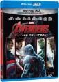 3D Blu-RayBlu-ray film /  Avengers 2:Age Of Ultron / 3D+2D Blu-Ray