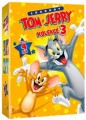 4DVD / FILM / Tom a Jerry / Kolekce 3. / 4DVD