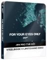 Blu-RayBlu-ray film /  James Bond 007:Jen pro tvé oči / Steelbook / Blu-Ray