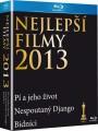 3D Blu-RayBlu-ray film /  Nespoutaný Django / Pí a jeho život / Bídníci / Kolekce