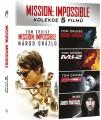 Blu-RayBlu-ray film /  Mission Impossible 1-5 / 5Blu-Ray