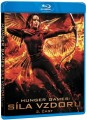 Blu-RayBlu-ray film /  Hunger Games:Síla vzdoru 2.část / Blu-Ray