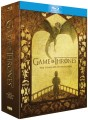 4Blu-RayBlu-ray film /  Hra o trůny 5.série / Game Of Thrones 5 / 4Blu-Ray