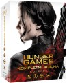 4Blu-RayBlu-ray film /  Hunger Games / Kolekce 1-4 / 4Blu-Ray