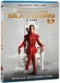 3D Blu-RayBlu-ray film /  Hunger Games:Síla vzdoru 2.část / 3D+2D Blu-Ray