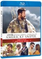 2Blu-RayBlu-ray film /  Americký sniper / American Sniper / S.E. / 2Blu-Ray