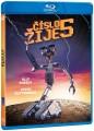 Blu-RayBlu-Ray FILM /  Číslo 5 žije / Short Circuit / Blu-Ray