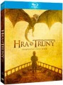 4Blu-RayBlu-ray film /  Hra o trůny 5.série / Game Of Thrones 5 / Viva balení