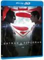 3D Blu-RayBlu-ray film /  Batman v Superman:Úsvit spravedlnosti / Prodlo. / 3D+2D
