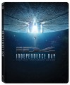 2Blu-RayBlu-ray film /  Den nezávislosti / Independence Day / Steelbook / 2Blu-Ra
