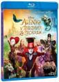 Blu-RayBlu-ray film /  Alenka v říši divů:Za zrcadlem / Blu-Ray