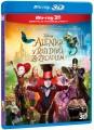 3D Blu-RayBlu-ray film /  Alenka v říši divů:Za zrcadlem / 3D+2D Blu-Ray