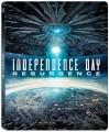 3D Blu-RayBlu-ray film /  Den Nezávislosti:Nový útok / Steelbook / 3D+2D Blu-Ray