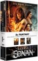 3DVDFILM / Barbar Conan / Válka Bohů / Hon na čarodějnice / Kolekce