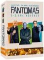 3DVDFILM / Fantomas:Kolekce / Trilogie / 3DVD