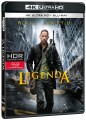 UHD4kBDBlu-ray film /  Já,legenda / I Am Legend / UHD+Blu-Ray