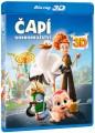 3D Blu-RayBlu-ray film /  Čapí dobrodružství / Blu-Ray / 3D+2D Blu-Ray
