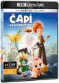 UHD4kBDBlu-ray film /  Čapí dobrodružství / UHD+Blu-Ray