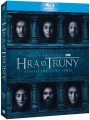 4Blu-RayBlu-ray film /  Hra o trůny 6.série / Game Of Thrones 6 / Viva Balení