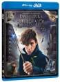 3D Blu-RayBlu-ray film /  Fantastická zvířata a kde je najít / 3D+2D Blu-Ray