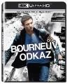 UHD4kBDBlu-ray film /  Bourneův odkaz / The Bourne Legacy / UHD+Blu-Ray