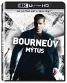UHD4kBDBlu-ray film /  Bournův mýtus / UHD+Blu-Ray