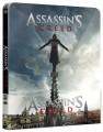 3D Blu-RayBlu-ray film /  Assasin's Creed / Steelbook / 3D+2D Blu-Ray